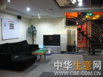 亚运村台球厅转让项目图片