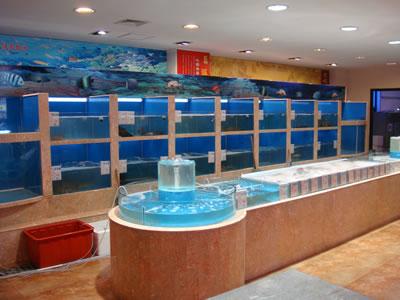 闵行繁华地段饭店项目图片