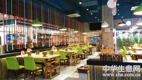 普陀地铁站出口餐馆转让项目图片