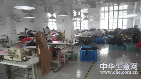 服装厂带生意转让项目图片