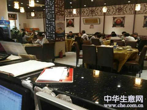 青浦地铁站附近盈利餐厅转让项目图片
