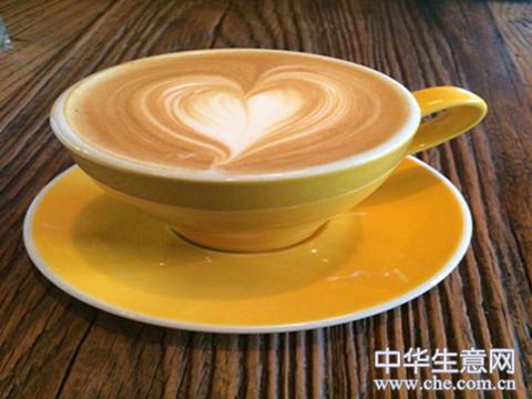 浦东咖啡馆转让项目图片