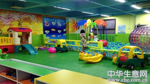 浦东儿童乐园转让项目图片