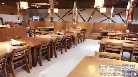 嘉定花桥精装修饭店转让项目图片