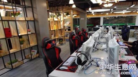 闵行网咖转让项目图片
