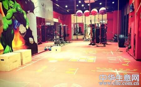 浦东成熟健身房转让项目图片