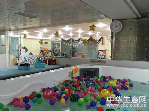 静安婴儿游泳馆急急转让项目图片