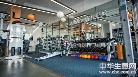 长宁健身房转让项目图片