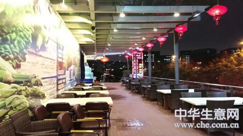 静安沿街餐馆转让项目图片