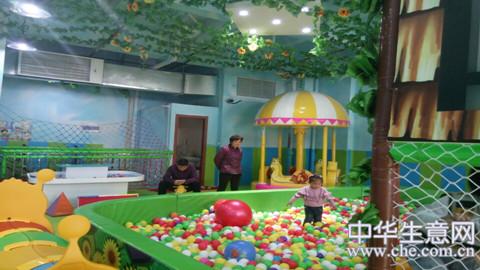 松江儿童乐园转让项目图片