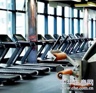 杭州健身房低急转让项目图片