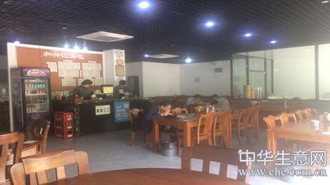 闵行新装修餐馆转让项目图片