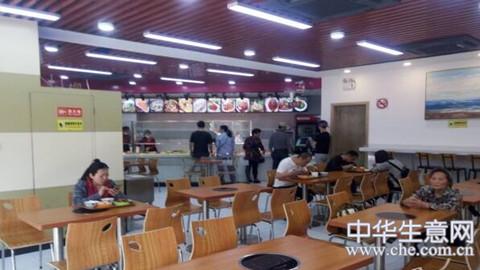 青浦吾悦广场快餐店和烧烤店转让项目图片