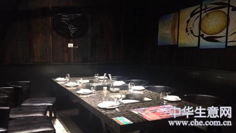 普陀高档装修餐馆转让项目图片