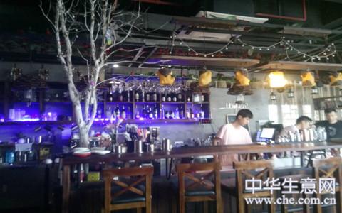 嘉定老街广场咖啡酒吧转让项目图片