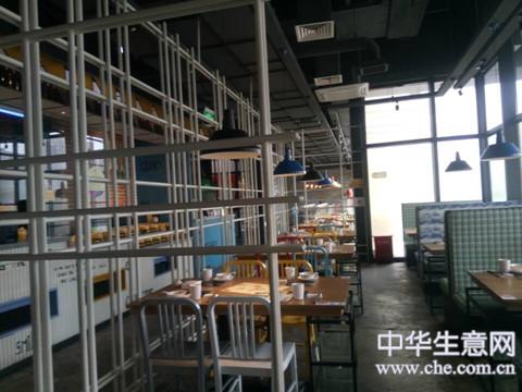 杭州中大银泰城L013龙汀小煮火锅工坊项目图片