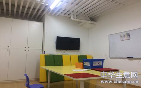 有资质四家连锁早教中心整体转让项目图片