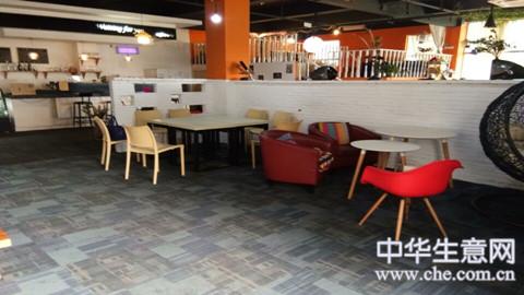 松江咖啡馆转让项目图片