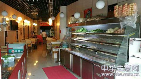普陀商务楼配套餐厅转让项目图片