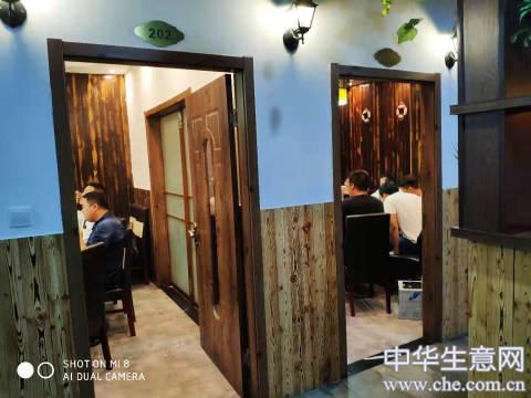 苏州广场入口第一家饭店转让项目图片