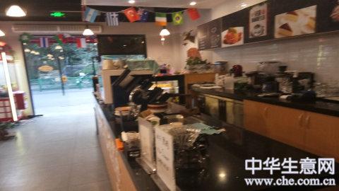 地铁口沿街咖啡馆转让项目图片