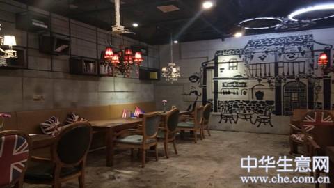 苏州地铁站出口咖啡店转让项目图片