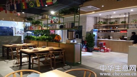宝山大华加盟餐厅转让项目图片