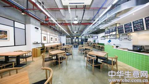 杨浦地铁口餐饮转让项目图片