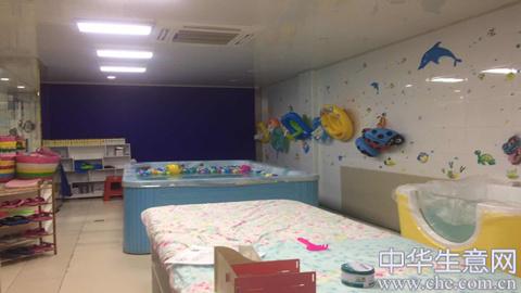 松江品牌婴儿游泳馆转让项目图片