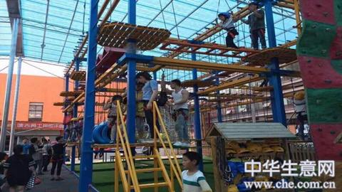 嘉兴中心位置儿童乐园转让项目图片