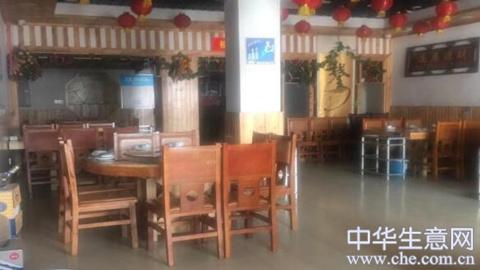 苏州商业街纯一楼饭店转让项目图片