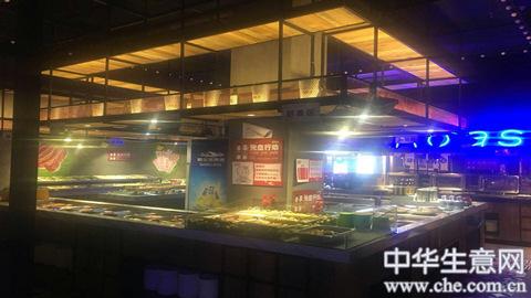 无锡商业广场品牌自助餐厅转让项目图片