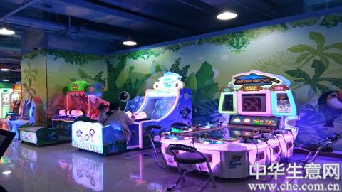 无锡大型动漫乐园转让项目图片