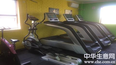 青浦经营中新装修健身房转让项目图片