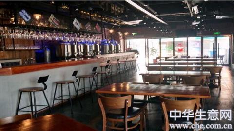 高档西餐厅酒吧餐饮转让项目图片