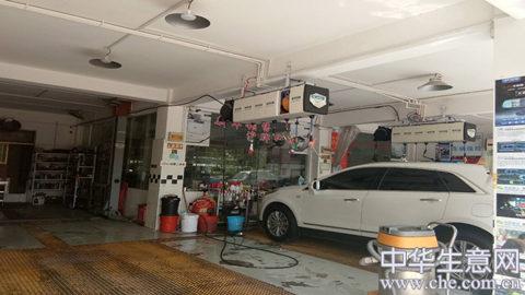 沿街大间汽修店转让项目图片