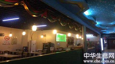 商业广场餐饮店急急转项目图片