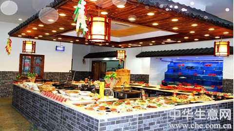杭州盈利农家乐转让项目图片