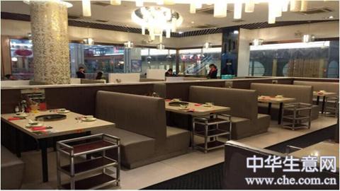 浦东大型餐饮火锅转让可以切割项目图片