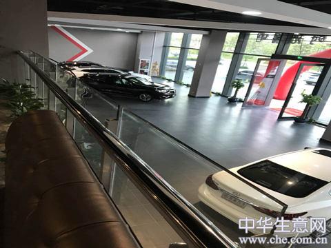 海宁汽车展示厅和咖吧转让项目图片