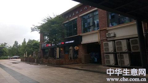 嘉定南翔休闲餐厅转让项目图片