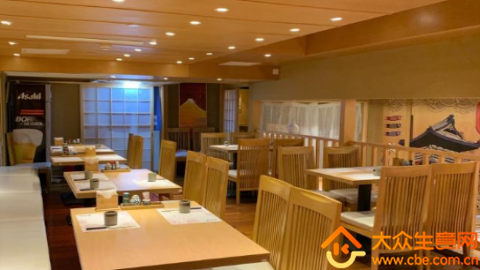 长宁繁华地段日本料理店转让项目图片