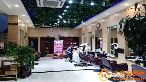 城区经营中美容美发店转让项目图片