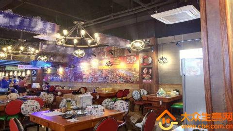 浦东新区一楼饭店转让项目图片