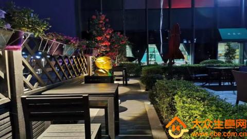 苏州地铁站出口花园餐厅转让项目图片