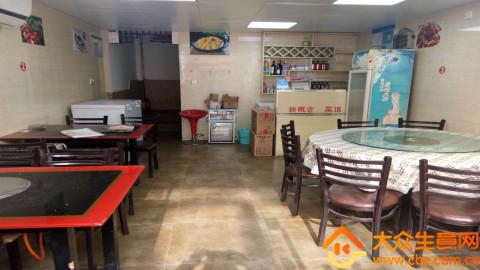 闵行经营中重餐饮店转让项目图片