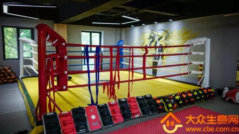 健身泰拳工作室转项目图片