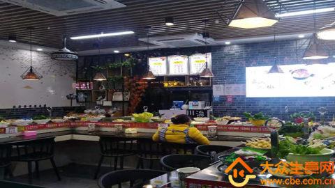 美食街火锅店转让项目图片
