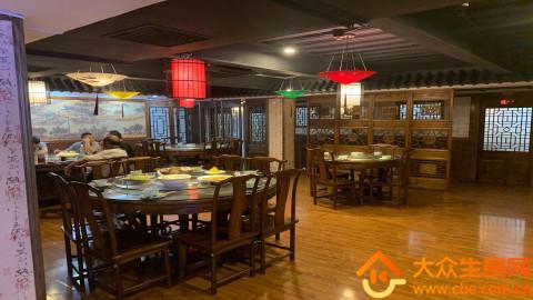 宝山地铁口成熟美食街饭店转让项目图片