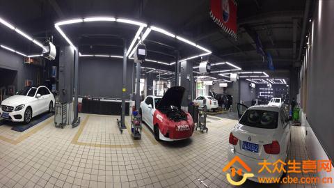 杭州盈利汽修店转让项目图片
